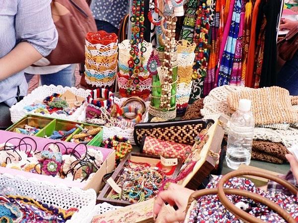 kinh doanh đồ handmade