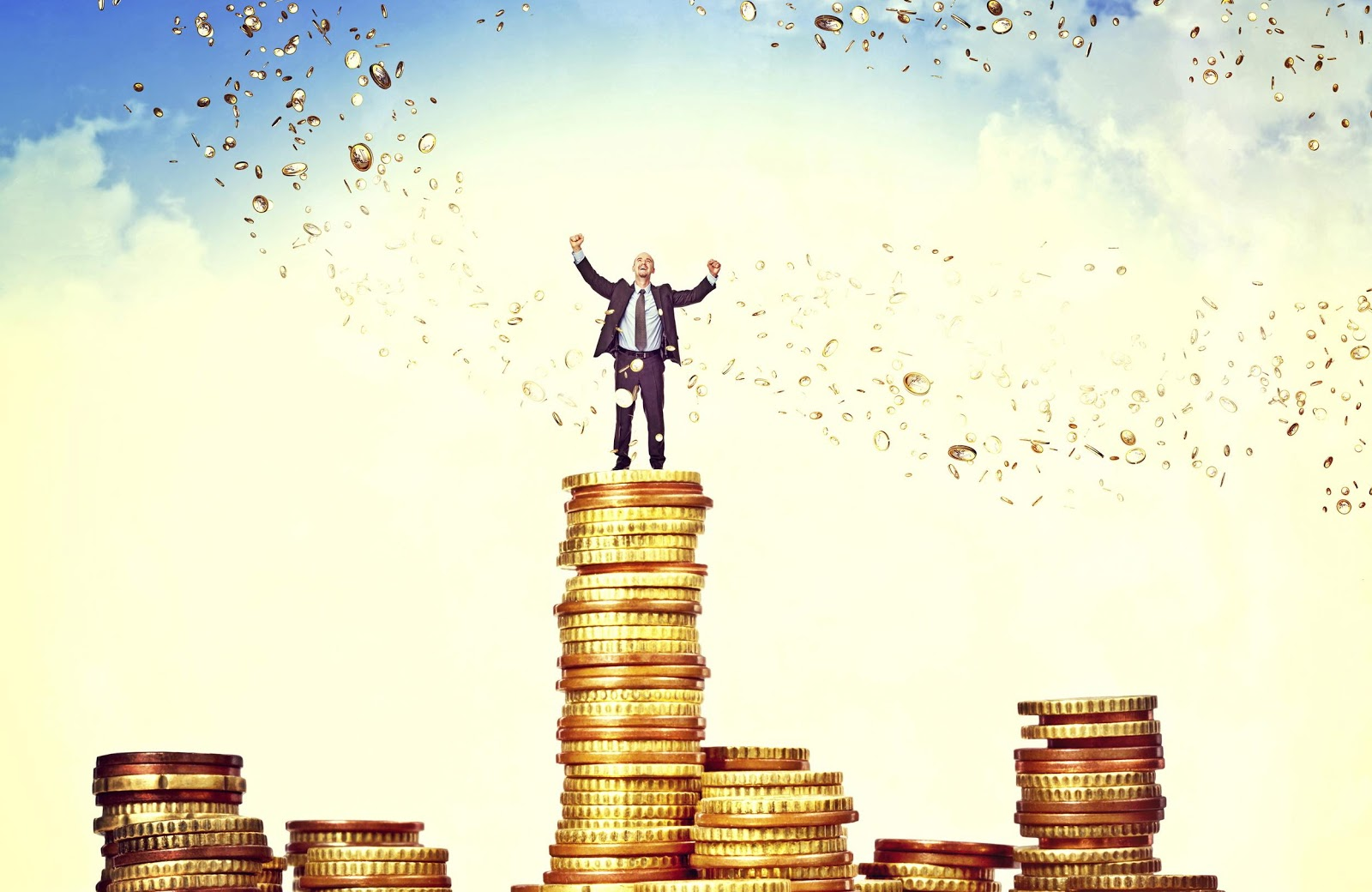 cách làm giàu ít vốn nhanh chóng