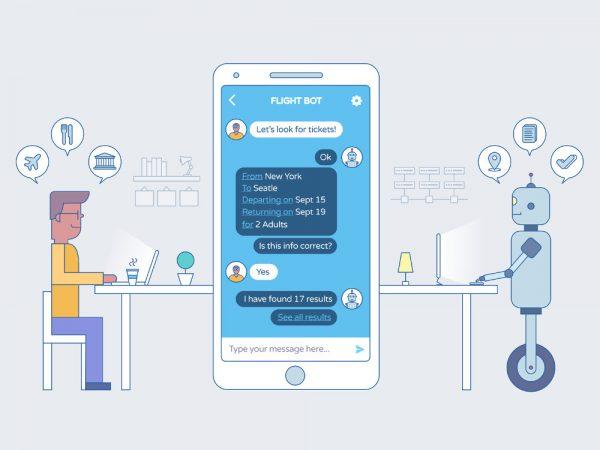 chatbot kinh doanh