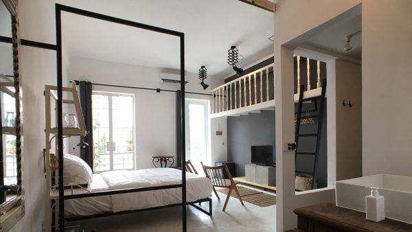 cho thuê nhà qua airbnb