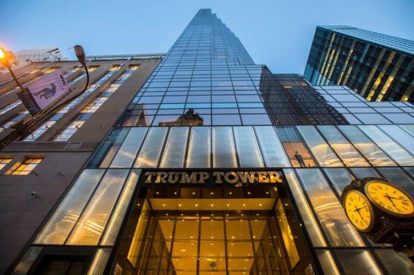 Tòa Nhà Trump