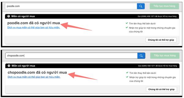 cách chọn tên miền cho blog