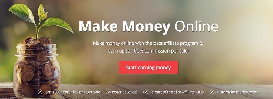 kiếm tiền online với hostinger affiliate