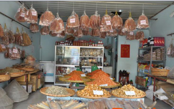 Kinh doanh nhỏ lẻ tại nhà với hải sản khô