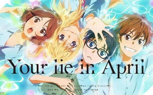Top 10 Anime tình cảm lãng mạn nhất mà fan không nên bỏ qua 10