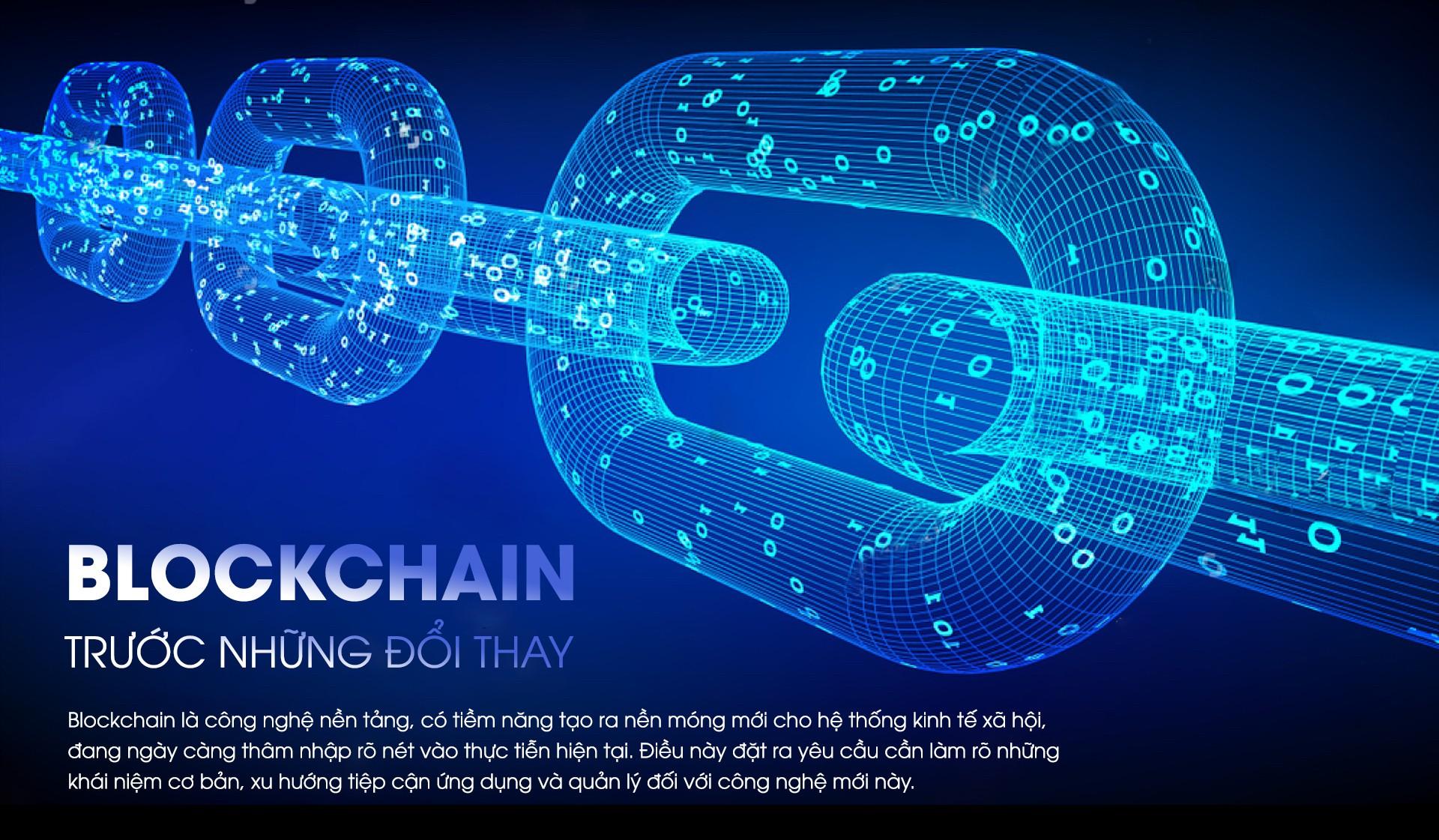 Blockchain trước những đổi thay | Forbes Việt Nam
