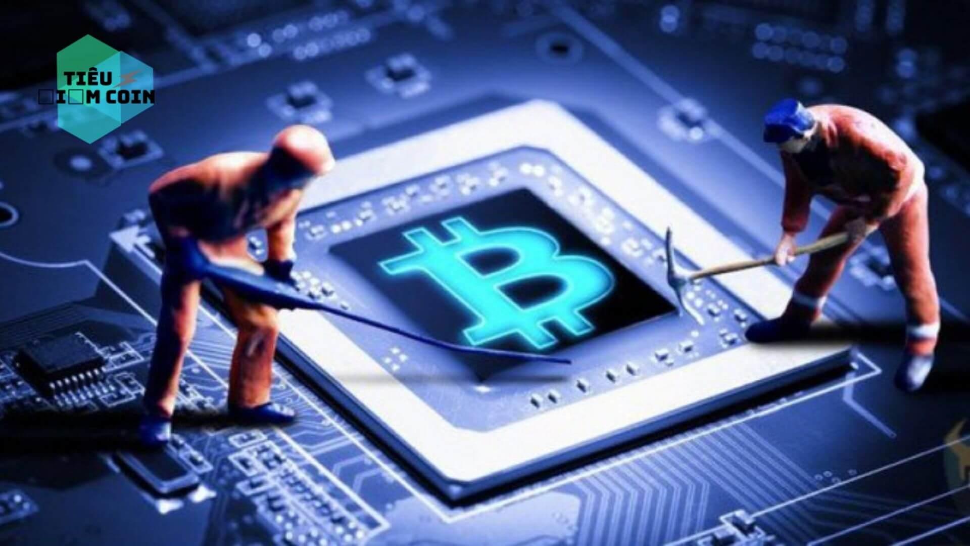 Đào Bitcoin là gì? Năm 2020 có phải năm vàng để đầu tư máy đào coin?