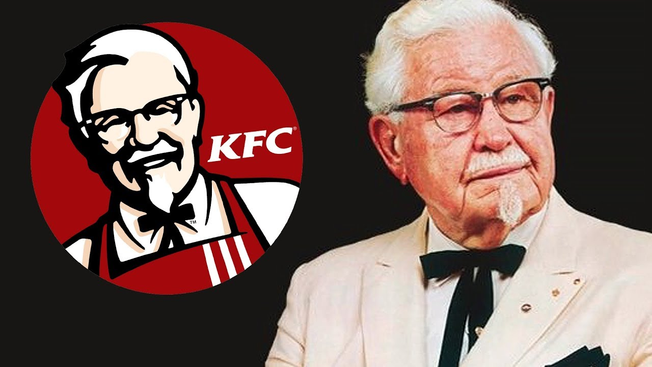 Colonel Sanders Failed 1001 Times Before Making KFC - YouTube