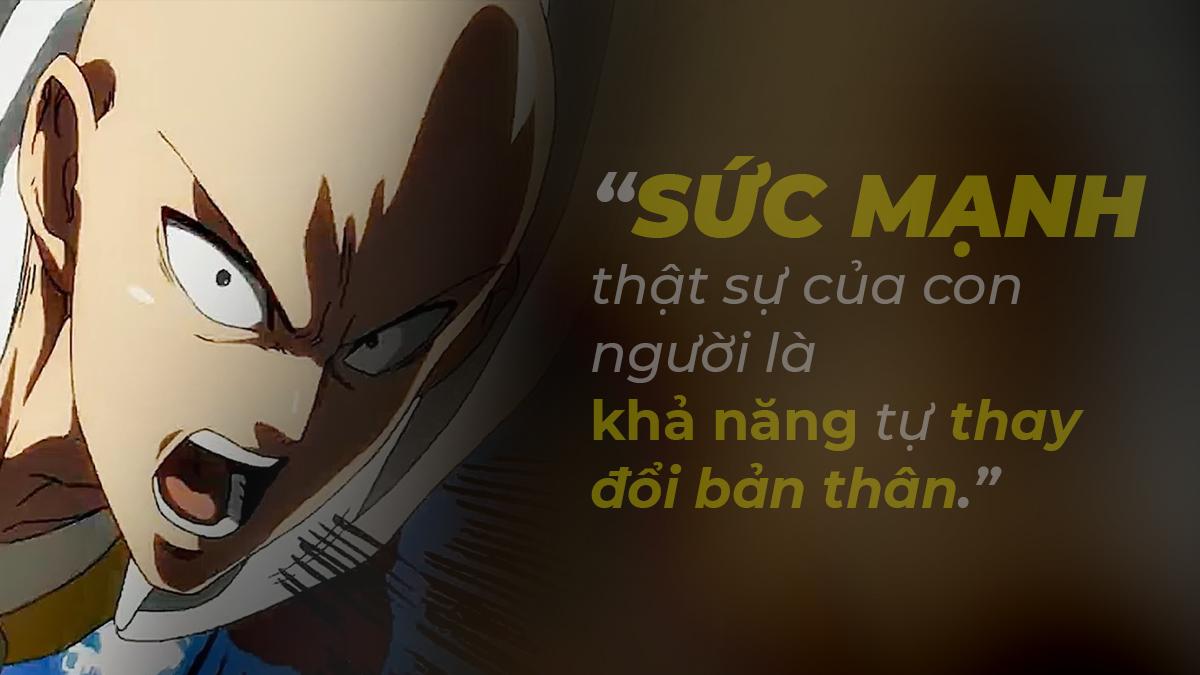 Những câu nói trong anime & manga hay, ý nghĩa nhất... Updating