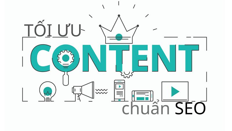 chiến lược seo content