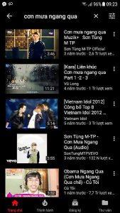 Youtube Khong Quang Cao