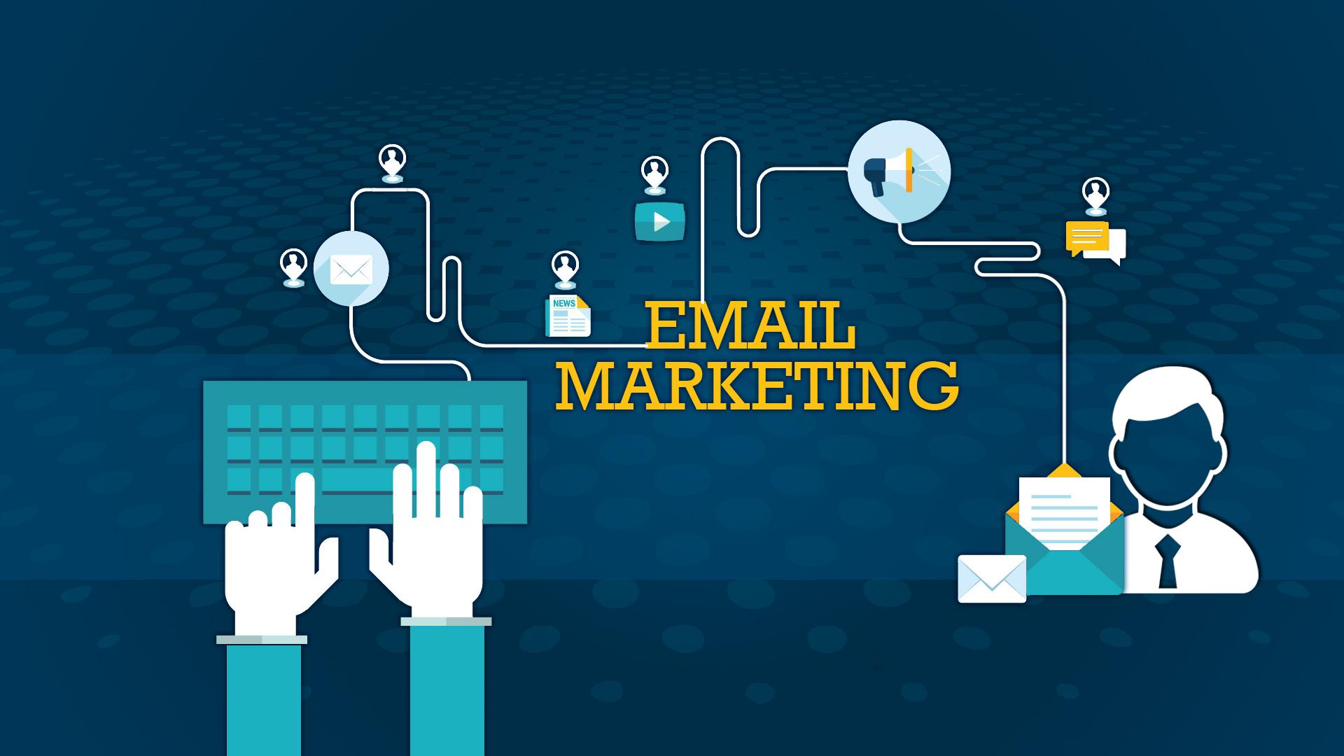 Bạn có thể tích hợp quảng cáo chéo với email marketing