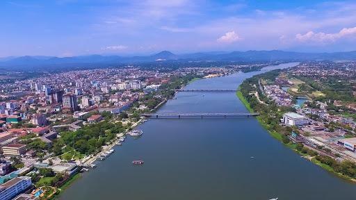 Thành phố Huế xinh đẹp