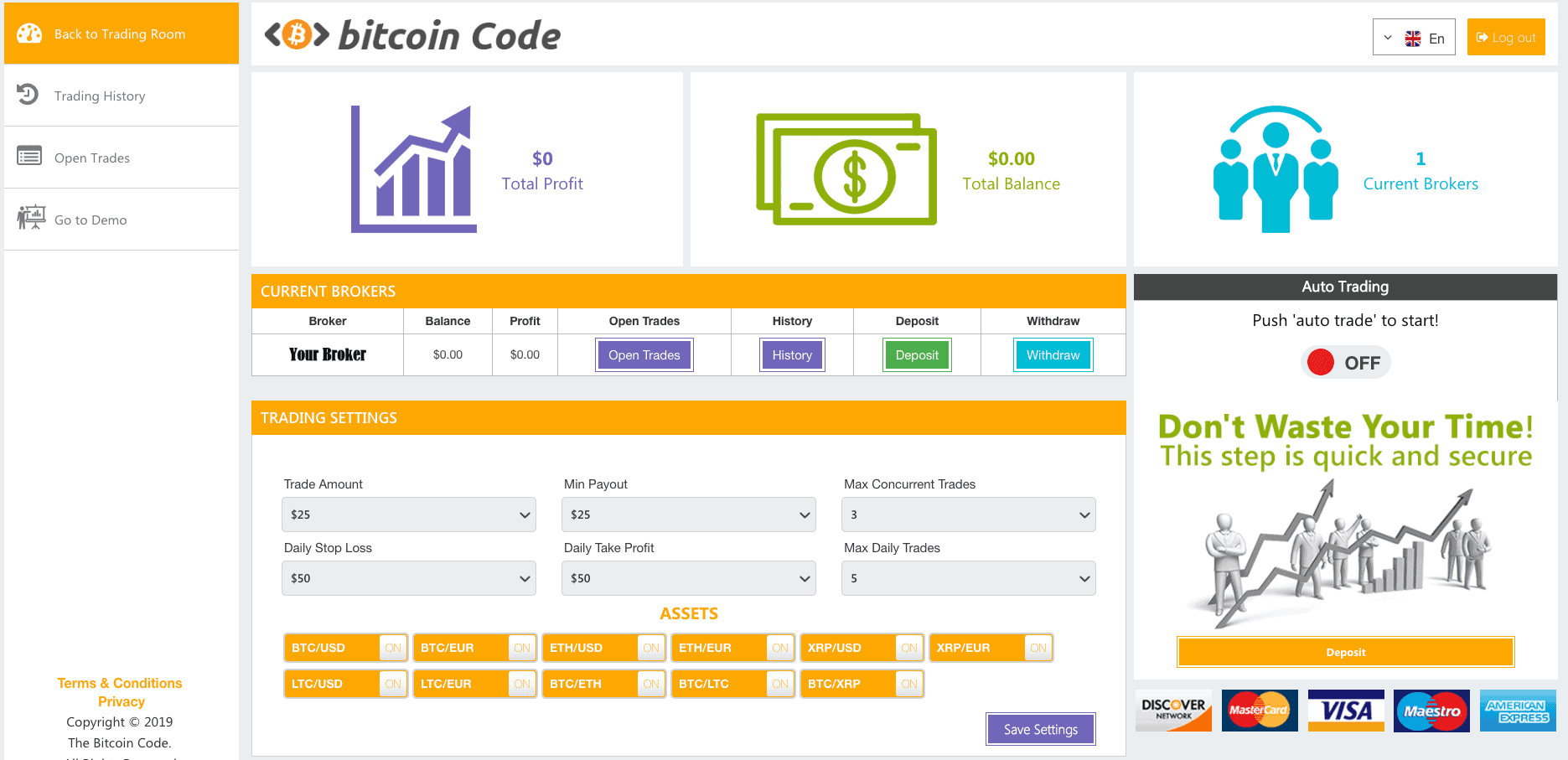 Bitcoin Code Review   Scam or Legit? 🥇 The Ultimate Test Review