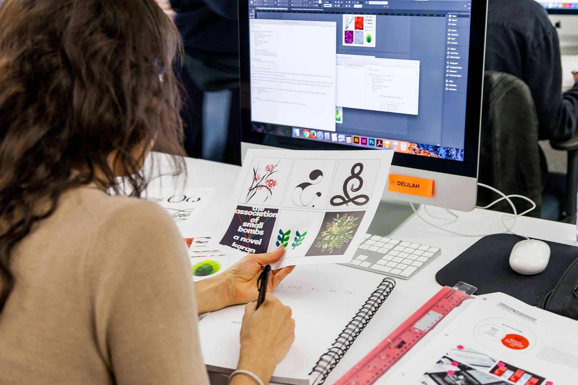 Công việccủa Designer là gì ? Điều bạn cần biết