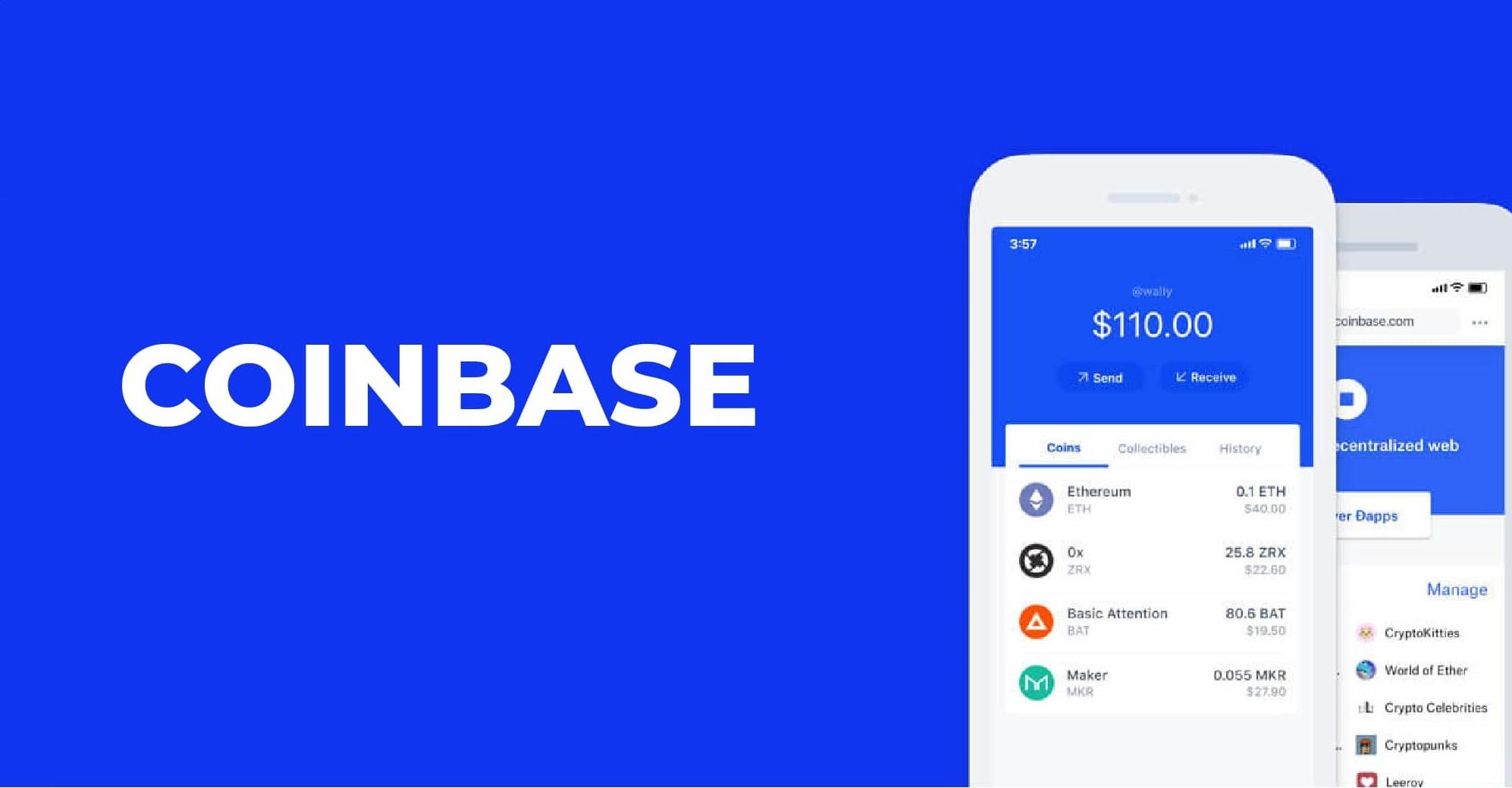 Ví Coinbase - Hướng dẫn sử dụng ví Coinbase. - CoinMoi