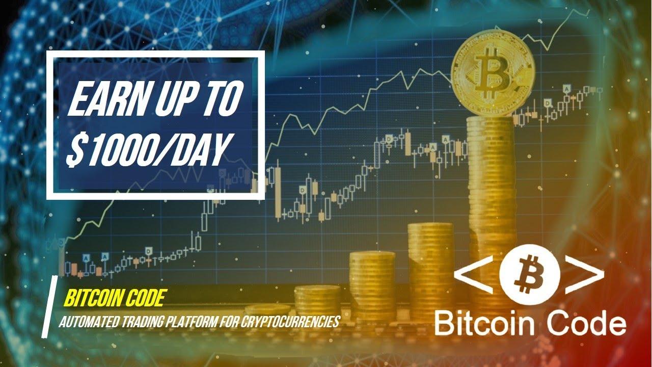 Bitcoin Code Demo, Bitcoin Code Is Legit, Bitcoin Code Vélemények - YouTube