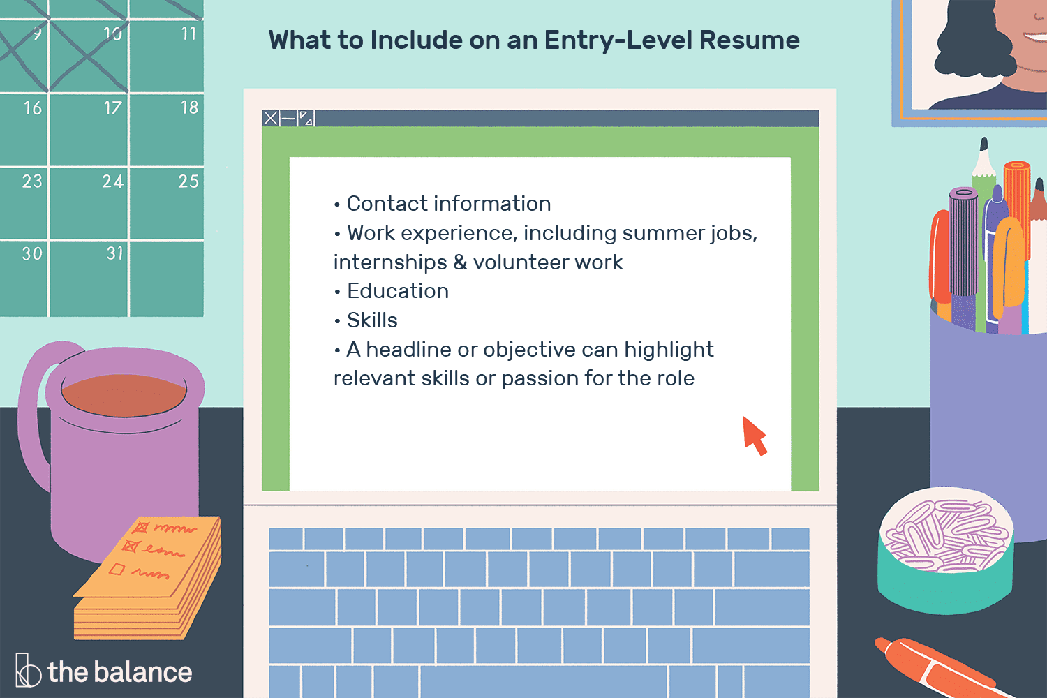Entry-Level Resume Examples and Writing Tips